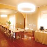 Sala di Rienzo meeting welcome coffee