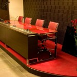 sala da feltre convegni tavolo relatori